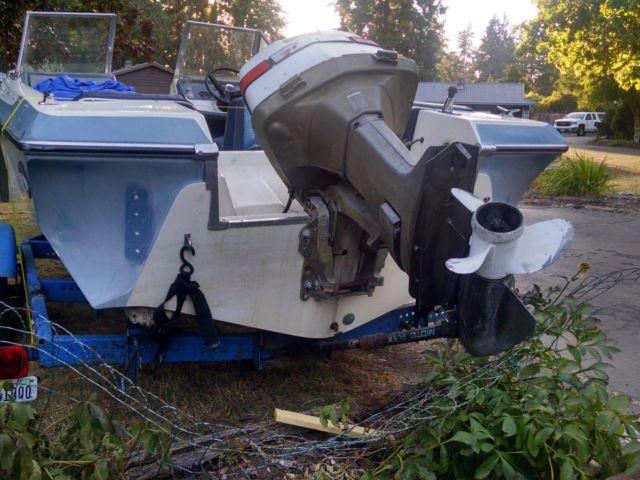 135 Johnson Outboard Motor