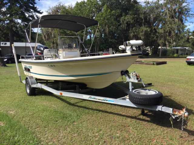 19 Sea Pro Center Console W 150hp Four Stroke  Cc 1999 For Sale