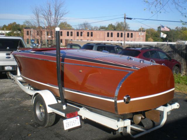 1940 custom deluxe chris craft barrel back 19 foot for 1940 chris craft barrel back for sale