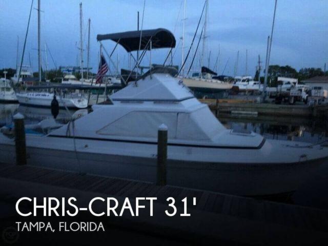 Chris Craft Commander Sports Express