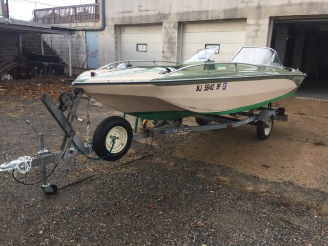 1969 Glastron Gt 160 Boat Amp 1969 Evinrude 115 Hp Outboard