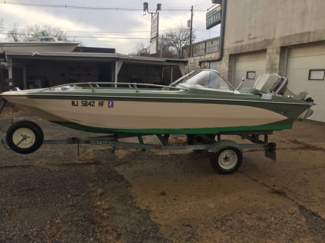 1969 glastron gt 160 boat 1969 evinrude 115 hp outboard for Boat motors for sale in arkansas