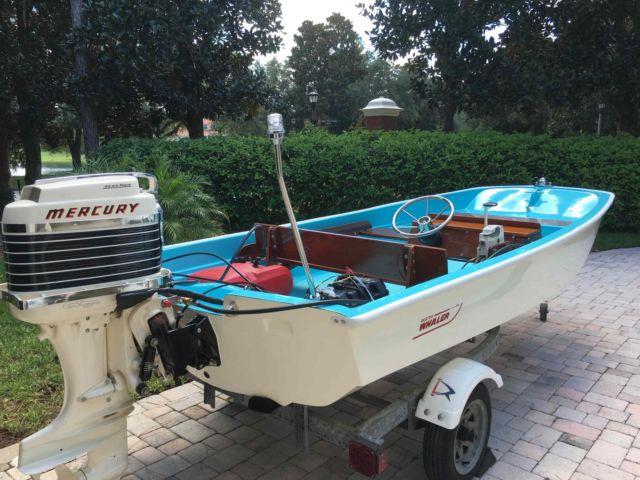 1971 Boston Whaler 13 Foot Sport Boston Whaler Sport