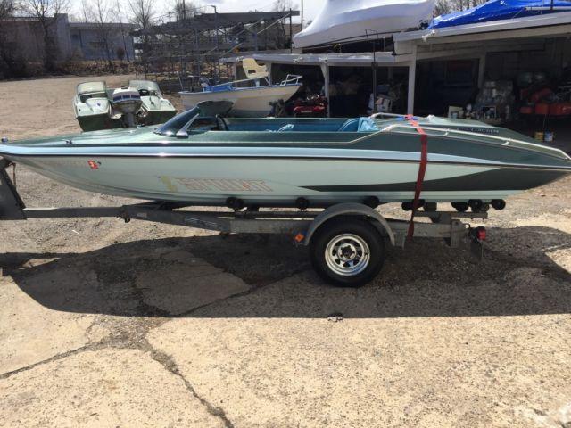 1980 Glastron Carlson Cvx 20 Boat With Trailer Glastron Cvx 20 1980 For Sale
