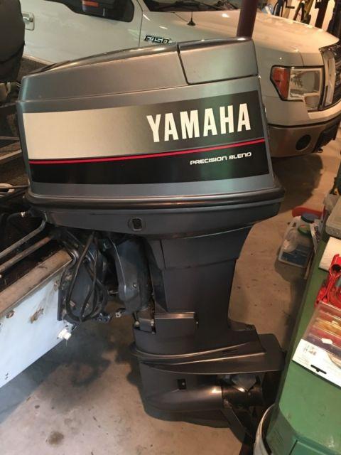 1986 YAR CRAFT / 05 SHORE LANDER TRAILER/ 1990 YAMAHA 90 HP OUTBOARD
