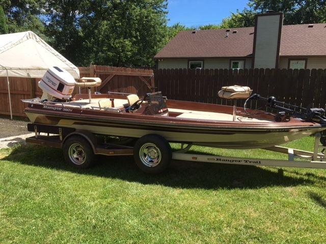 1987 Ranger Bass Boat Ranger 1987 For Sale