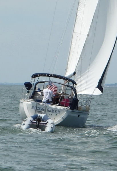 Stanchions For Sale >> 1988 Oday 322 Sailboat CONNECTICUT - O'Day 322 Sloop 1988 ...
