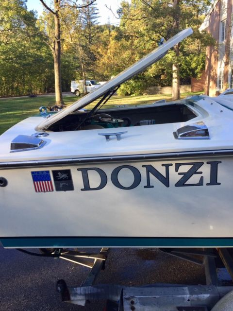 1992 Donzi 22 classic speed boat - Donzi 1992 for sale
