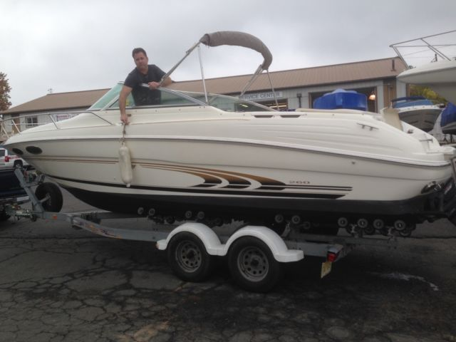 1998 26' Sea Ray Overnighter - Sea Ray Overnighter 1998 for sale