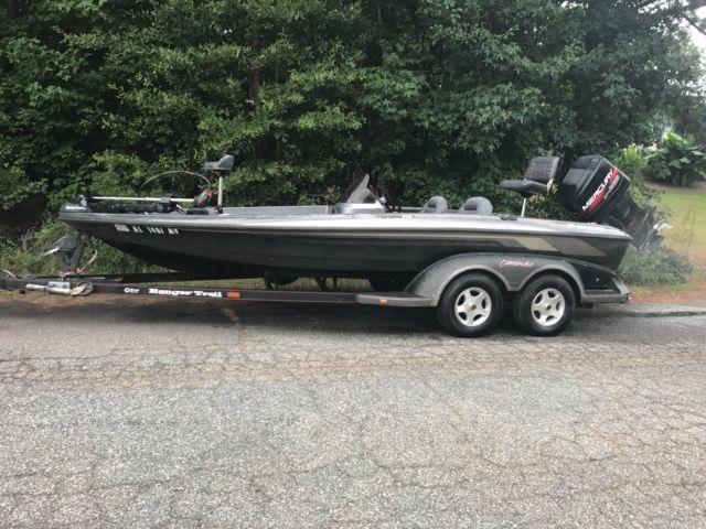 1996 Ranger Comanche 462VS Bass Boat - Ranger 462VS 1996 for