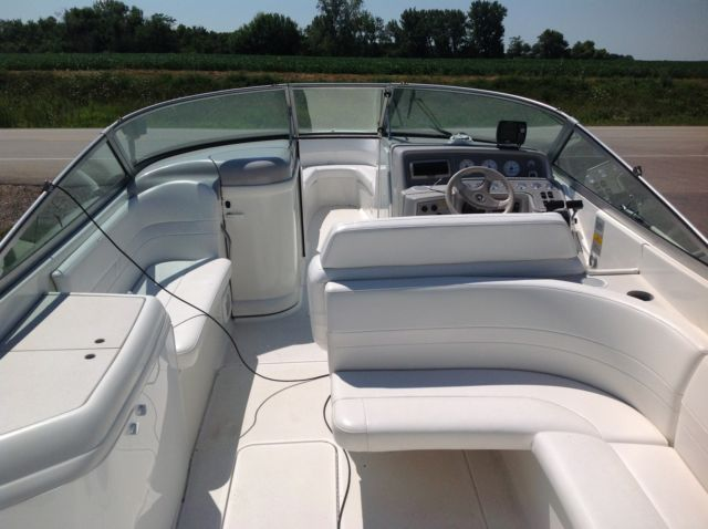 2000 formula 280 bowrider freshwater boat 520 hp 52 mph top speed
