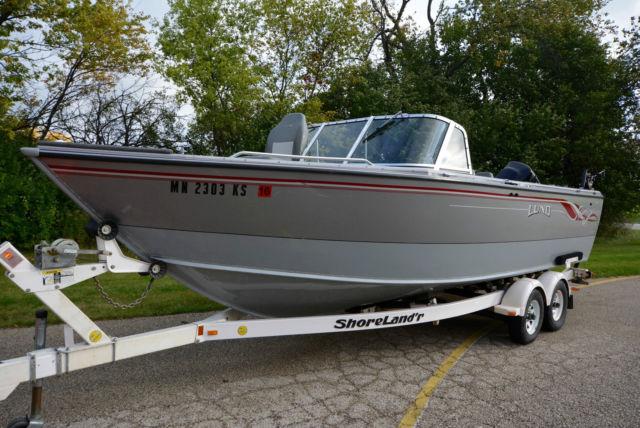 'Lund 2150 Baron' предложения яхт и лодок для продажи и для аренды