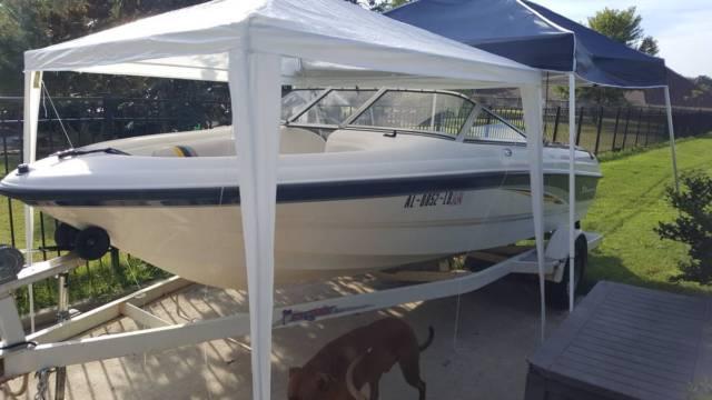 2001 chaparral boat 18ft - Chaparral sse 2001 for sale