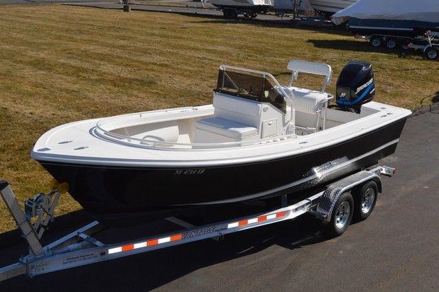2001 Steiger Craft 21 Super Fly Custom Fly Fishing Boat