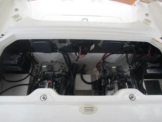 2002 Yamaha Jet Boat twin 2014 four stroke engines  - Yamaha