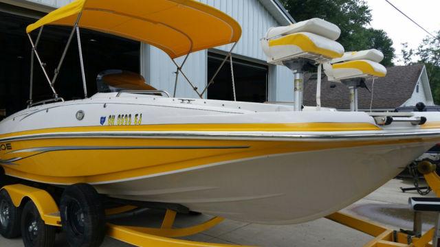 2008 tahoe deck boat 195 - Tahoe 195 2008 for sale