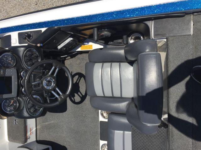 2008 Triton TR20X HP DC- 2015 Mercury 250 Pro XS Bass Boat - Triton