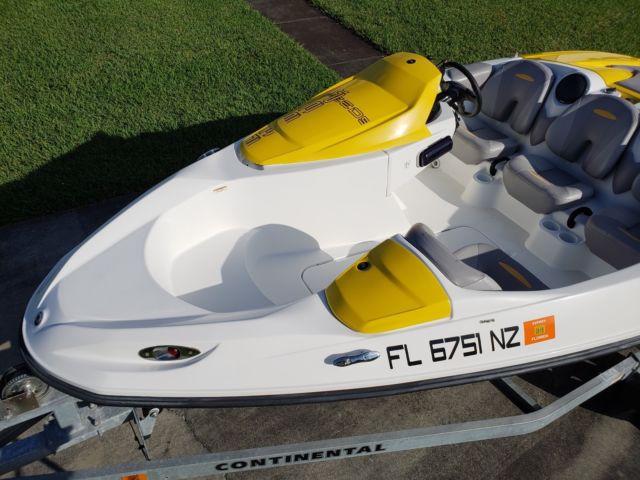 2009 Seadoo Speedster 150 Jet Boat 255hp Supercharged Engine