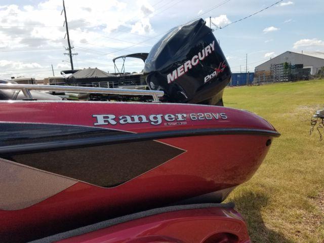 2011 Ranger 620 VS Fisherman with Mercury 250 ProXS