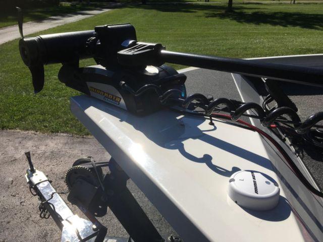 2012 Lowe Stinger 195 Boat w/ Mercury Optimax ProXS 115hp motor
