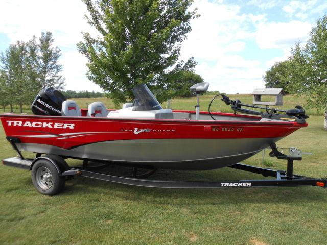 2012 tracker pro guide v 175 sc deep v fishing boat bass for Boat motors for sale in sc