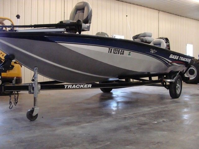 2013 bass tracker 175 tf mercury 60hp outboard motor over