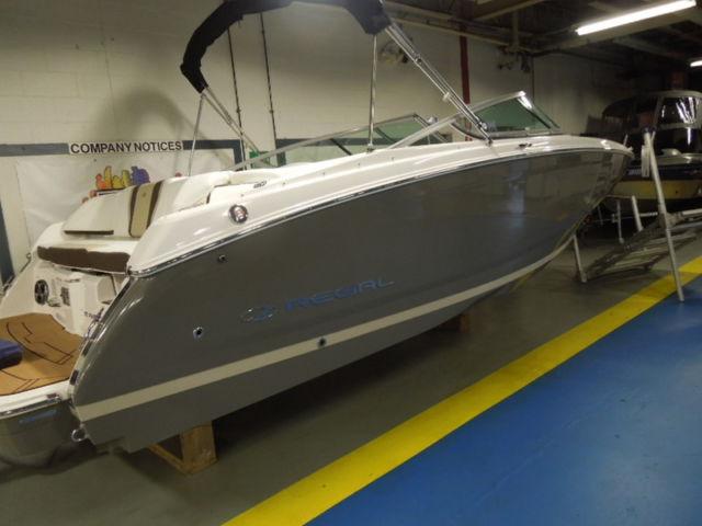 2016 Regal 22 Fasdeck, Deck Boat, Bowrider, Regal Boats