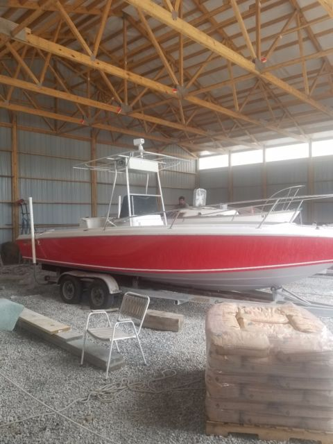 Donzi For Sale >> 23 ft Donzi Center Console - Donzi Center Console 1989 for sale