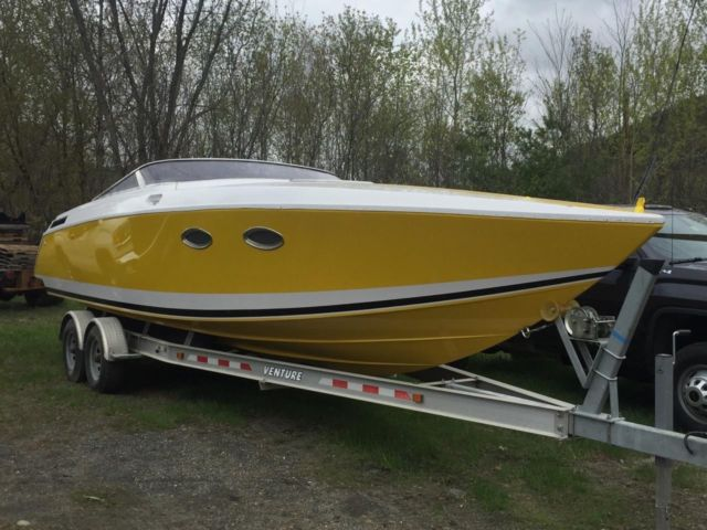 29 Donzi speed boat - Donzi 29 Classic 1988 for sale