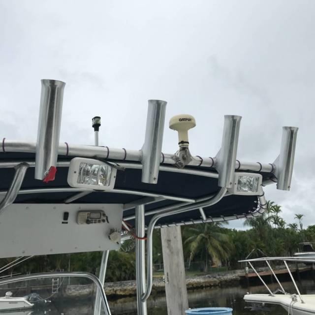 34 Foot Center Console Baja Islander Sportfish