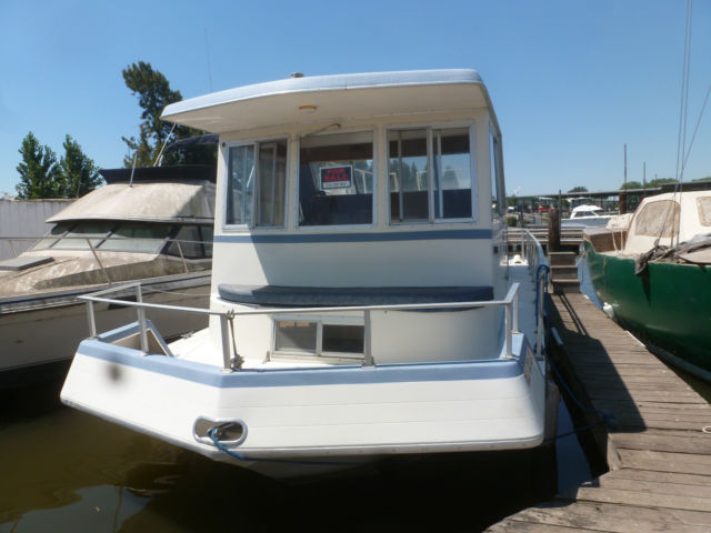 34 Nauta Line Houseboat Nauta Line 34 1972 For Sale
