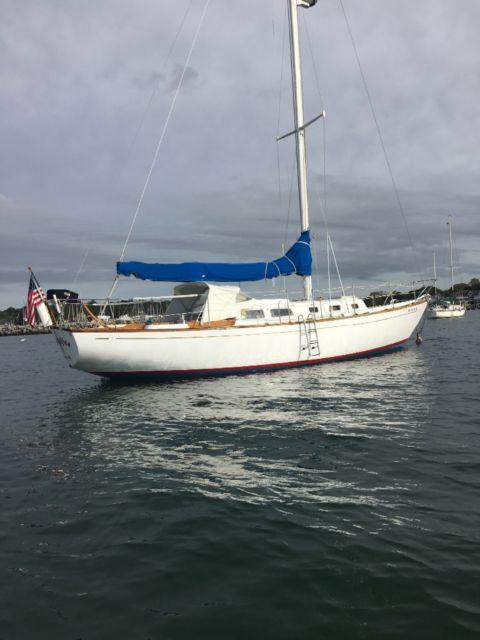 36 foot cal sailboat - Cal 1967 for sale