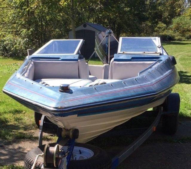 Bayliner Capri 1800 Cobra Bowrider Power Boat With Force