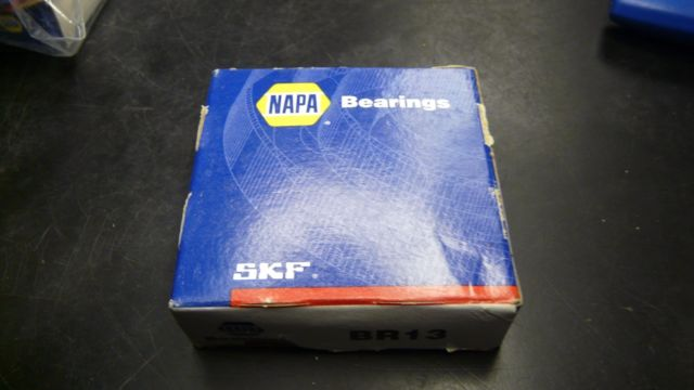 BOAT Differential BOAT BR13 Bearing - Rear Axle NAPA H - for