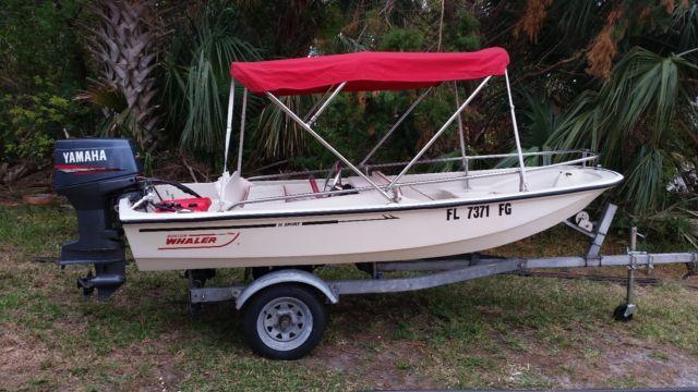 Cars For Sale In Corpus Christi >> Boston Whaler 11 ft. sport - Boston Whaler 1986 for sale