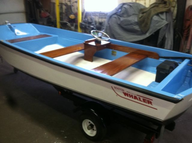 Stanchions For Sale >> Boston Whaler ,, 13 ft sport - Boston Whaler 1966 for sale