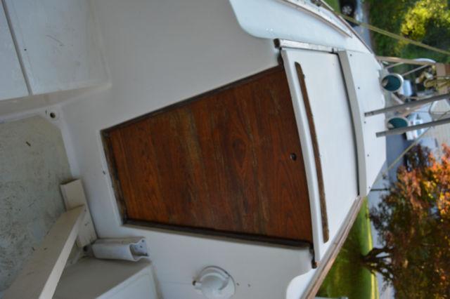Cape Dory 25 with Trailer - Cape Dory Cape Dory 25 1975 for sale