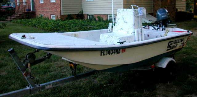 Carolina skiff j12 new 20hp 4 stroke yamaha carolina skiff 1995 carolina skiff j12 new 20hp 4 stroke yamaha publicscrutiny Images