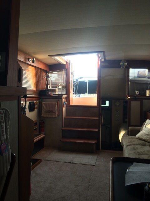 Carver 3207 Aft Cabin Carver Boats 3207 Aft Cabin 1985