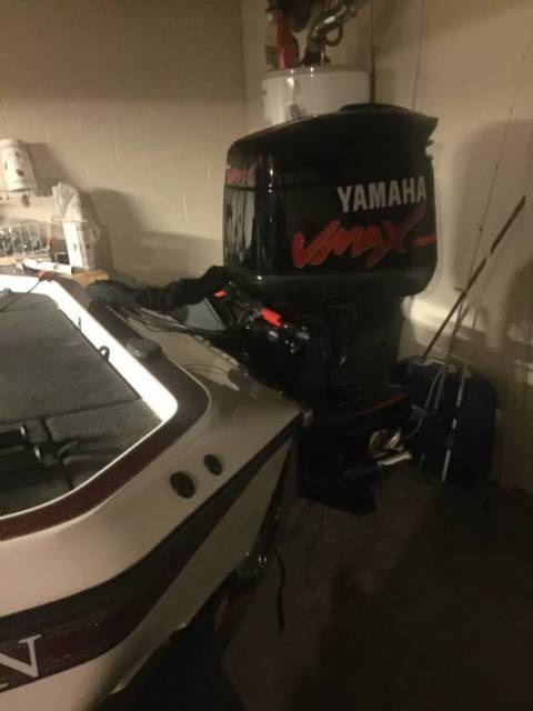 Champion Bass Boat 187 With Yamaha 175 Vmax Lowrance