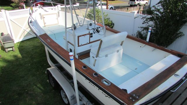 Chris Craft Dory