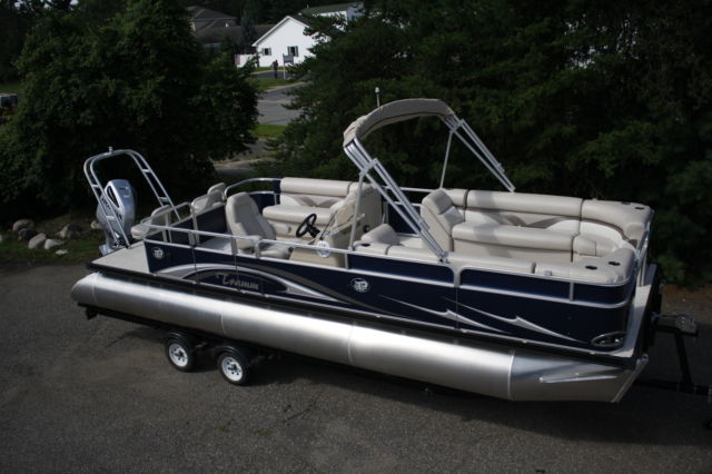 Pontoon Boat For Sale: Repo Pontoon Boat For Sale