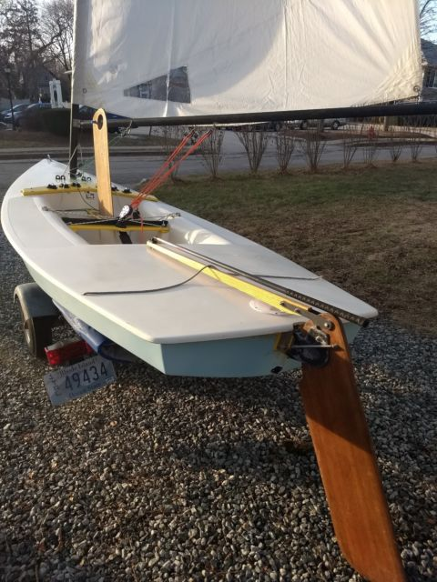 Force 5 Sailboat Amf Force 5 1979 For Sale