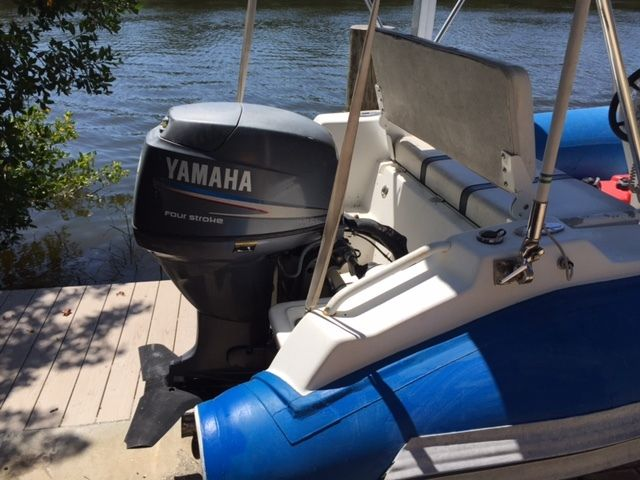 Nautica rib 12 wb with 40 hp yamaha nautica for sale for 40 hp yamaha for sale
