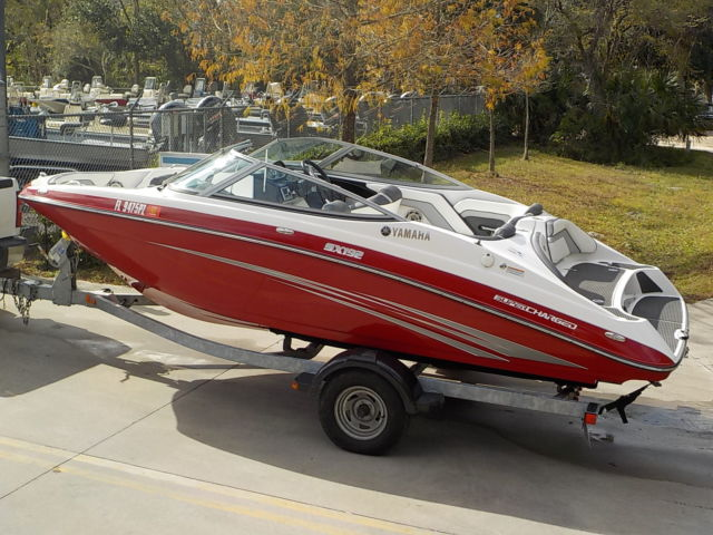 Nice 2015 yamaha sx192 jet boat packing a supercharged for Boat motors for sale in arkansas