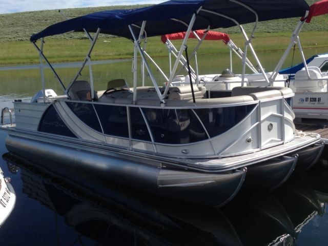 Pontoon Boat Southbay 2016 Forest River Southbay 523fcr3
