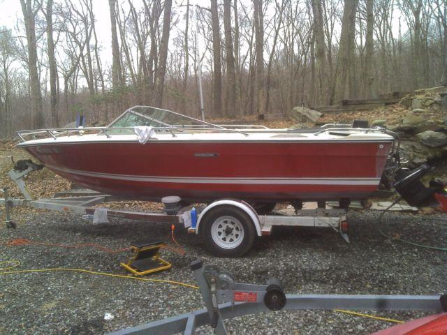 Restored 1972 SeaRay 190 SRV Boat - Sea Ray 1972 for sale
