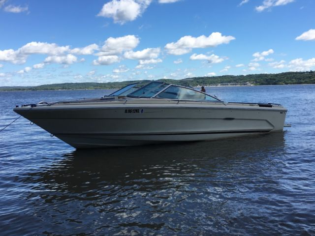 Searay Srv 207 21 57l 260hp Mercruiser Open Bow Runabout Boat