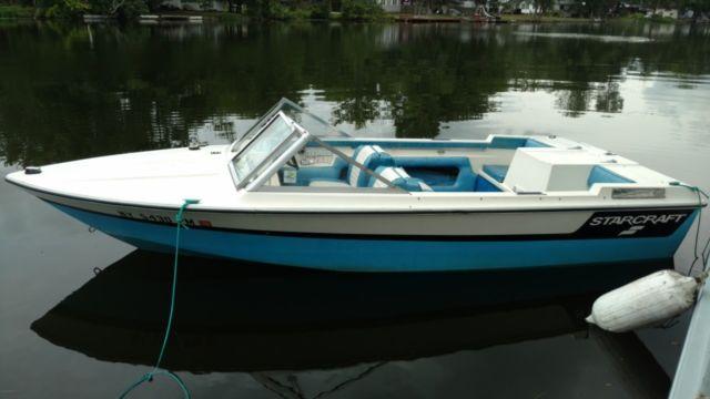 Used Cars Wichita Falls >> starcraft 16 120 hp io mercruiser boat w trailer ...