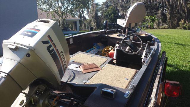 Tidecraft V15 Spitfire  Evinrude 70hp Outboard
